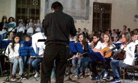 Novanta alunni per la Giovane Orchestra Scolastica