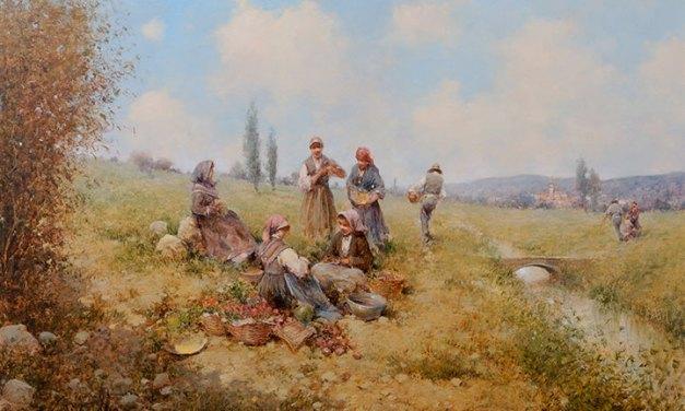 Dal 16 al 26 agosto, mostra del pittore Golia