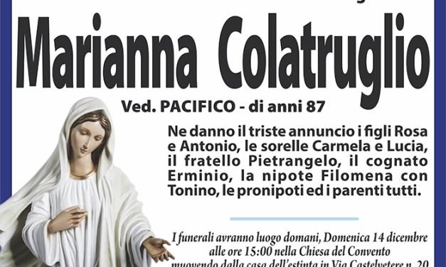 Marianna Colatruglio