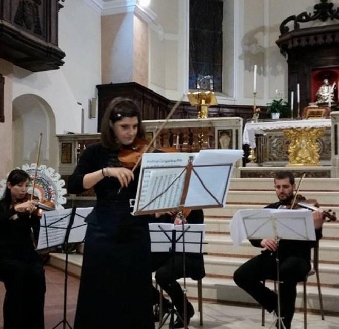 """La chiesa Madre ospita i """"Madas' Ensamble"""" per il Concerto di Natale 2014"""
