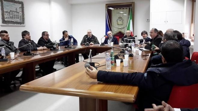 Vertice sulla Fortorina, saranno solo le ennesime promesse?