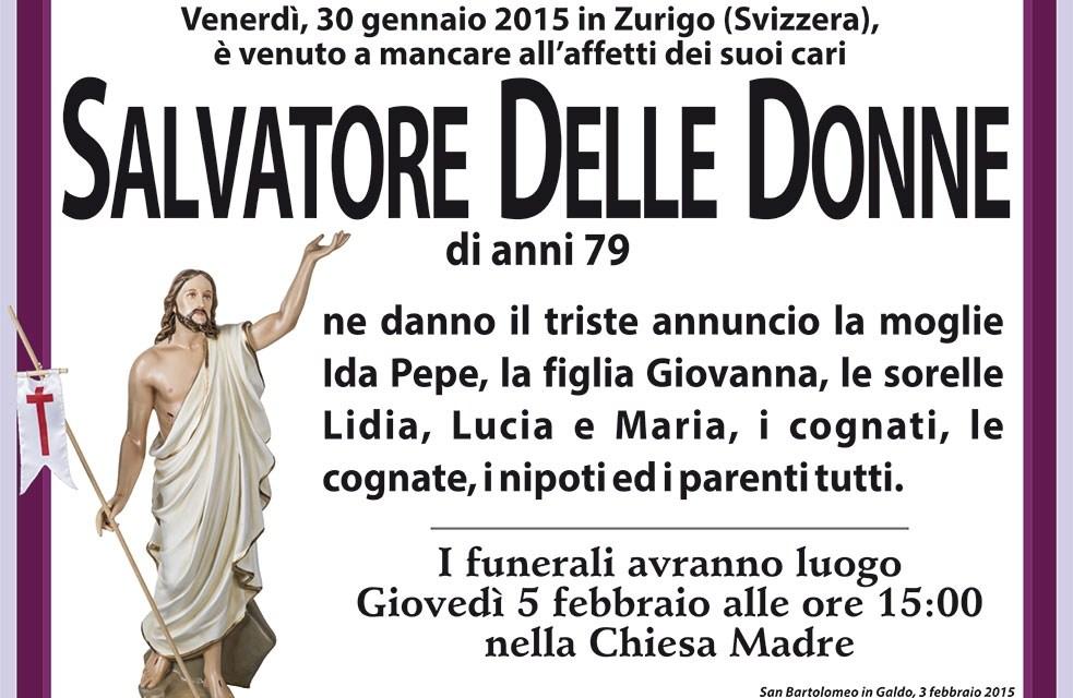 Salvatore Delle Donne