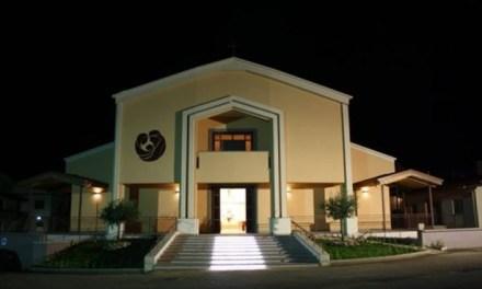 Inaugurata la chiesa della Santa Famiglia di Ianziti