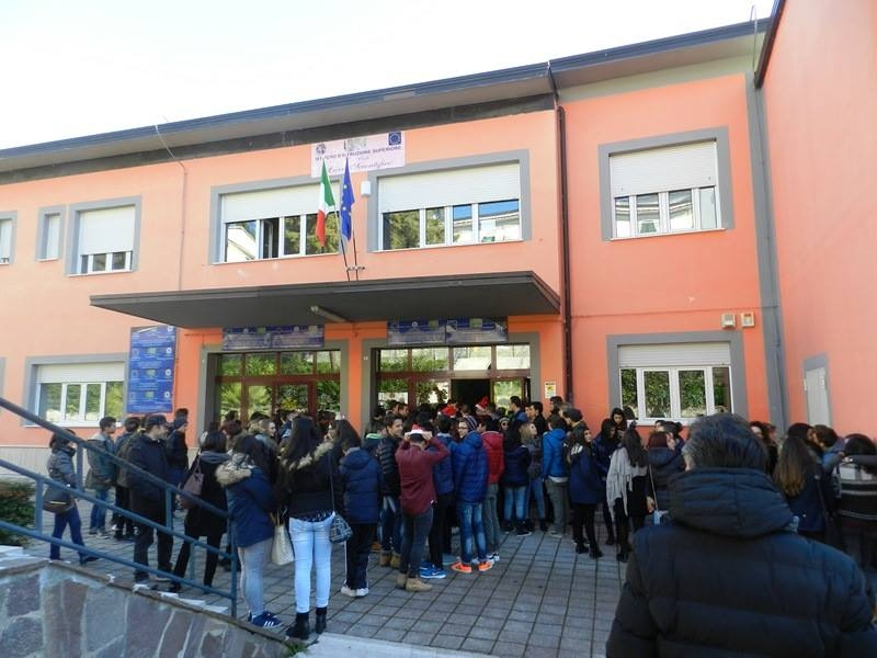 Open Day (30 Gennaio 2016) all'istituto Medi-Livatino di San Bartolomeo in Galdo