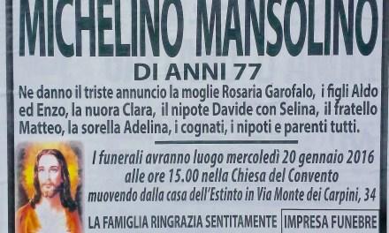 Michelino Mansolino