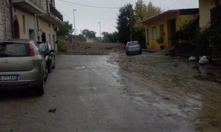 I disagi sulla strada provinciale 52: incontro a Castelvetere