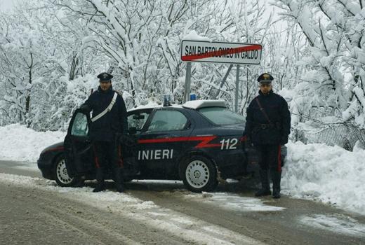 """""""Alto impatto"""", controlli a tappeto dei carabinieri nel Sannio: un arresto e nove denunce"""