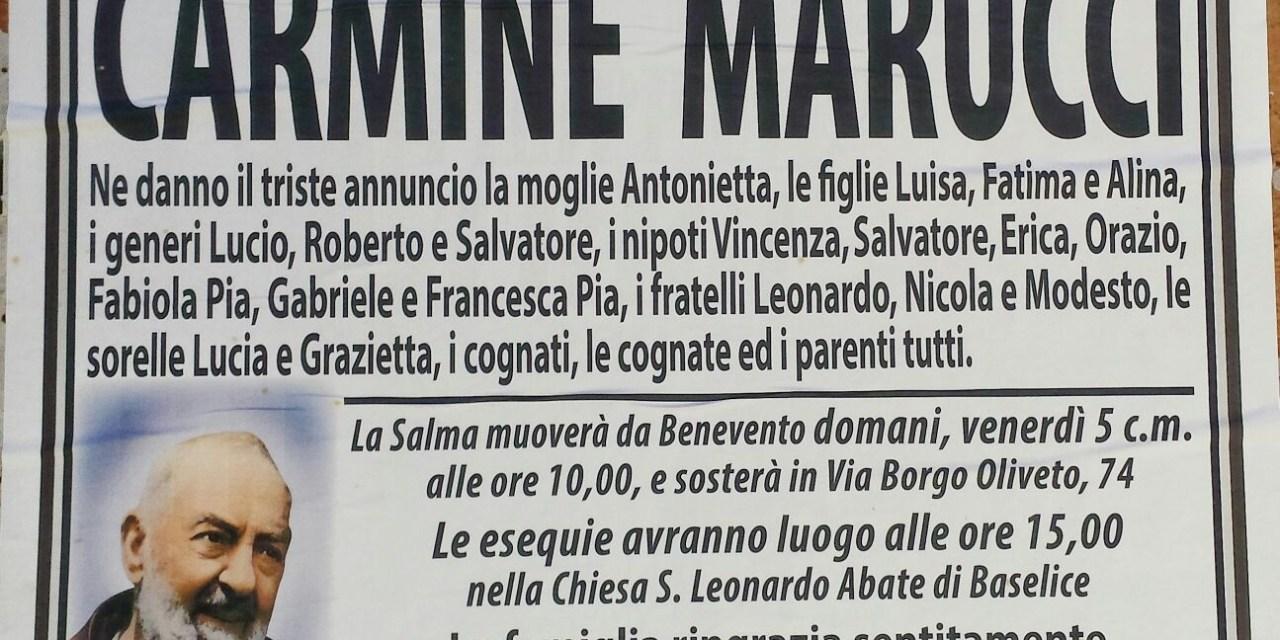 Carmine Marucci