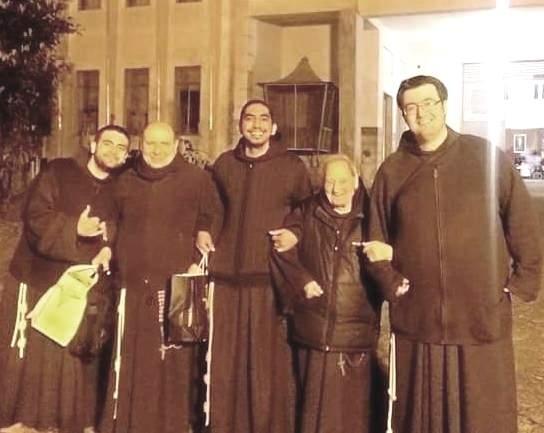 Con san Francesco la Pastorale Giovanile 'itinerante' dei francescani di Irpinia e Sannio