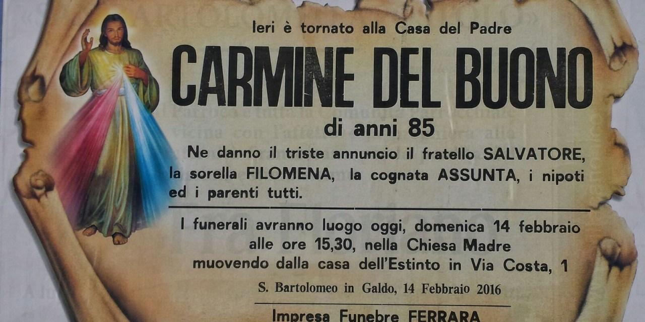 Carmine Del Buono