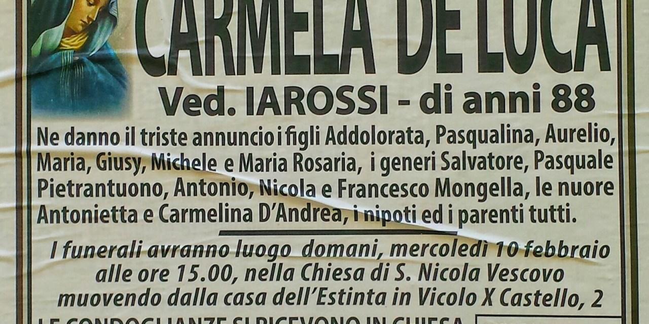 Carmela De Luca