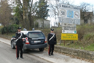 Evade da una casa di Benevento e viene fermato a San Marco dei Cavoti: arrestato 69enne fortorino