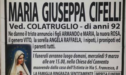 Maria Giuseppa Cifelli