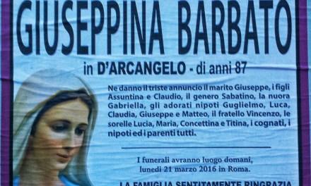Giuseppina Barbato