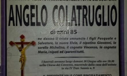 Angelo Colatruglio