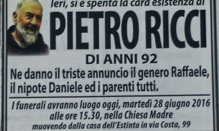 Pietro Ricci