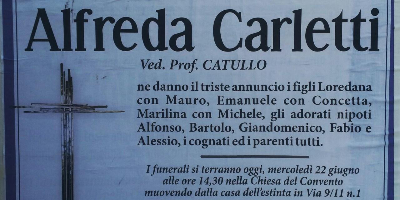 Alfreda Carletti