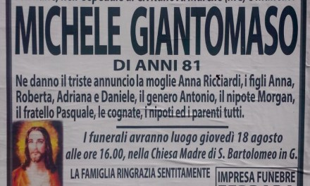 Michele Giantomaso