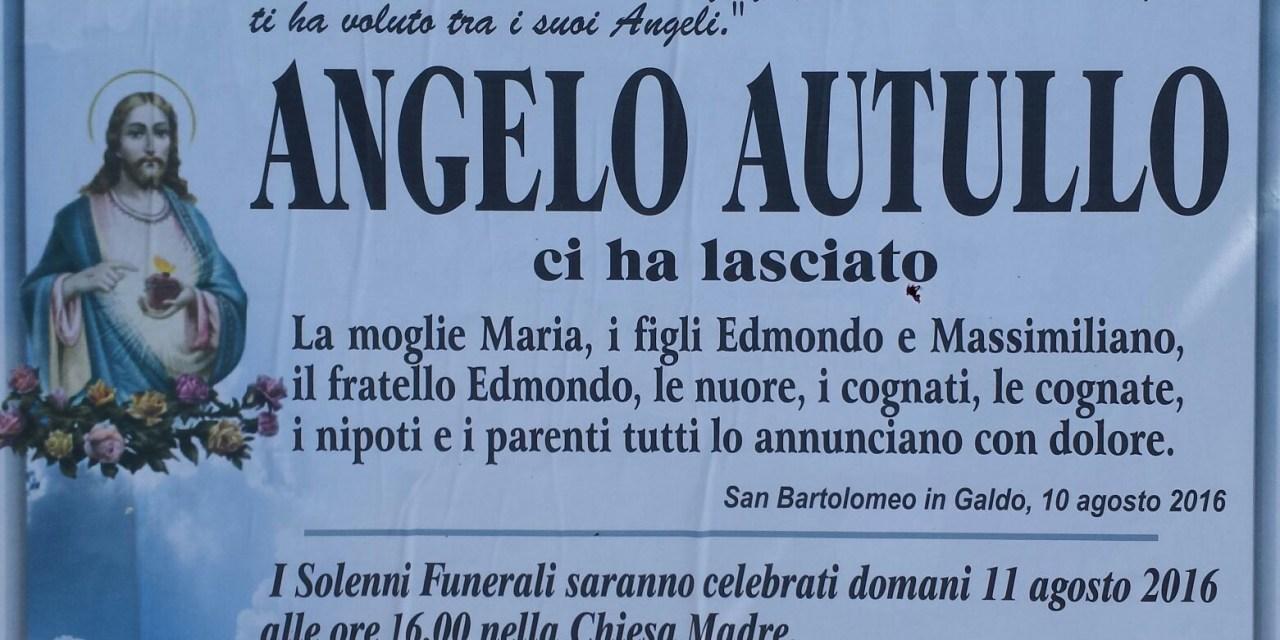 Angelo Autullo