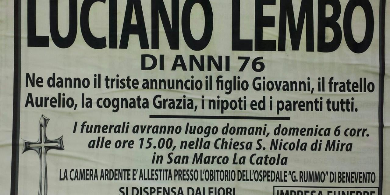 Luciano Lembo