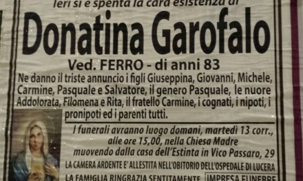 Donatina Garofalo
