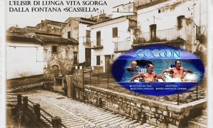 L'elisir di lunga vita esiste e sgorga dal quartiere più caratteristico di San Bartolomeo in Galdo