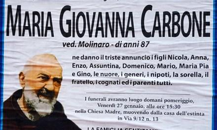 Maria Giovanna Carbone
