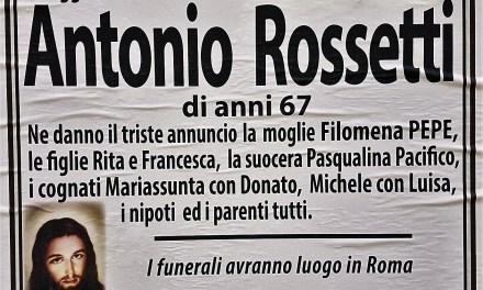 Antonio Rossetti