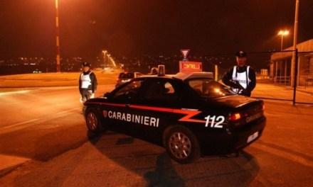 Tre arresti e tre denunce, controlli a tappeto da parte dell'Arma dei Carabinieri