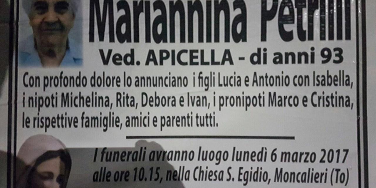 Mariannina Petrilli