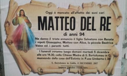 Matteo Del Re
