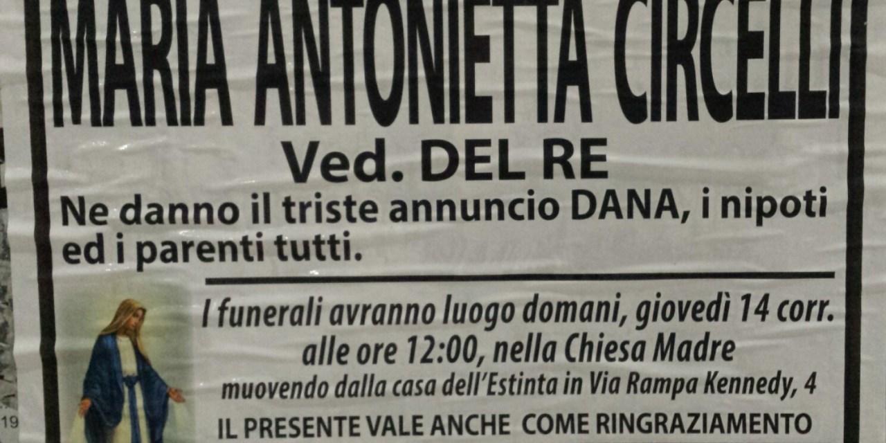 Maria Antonietta Circelli