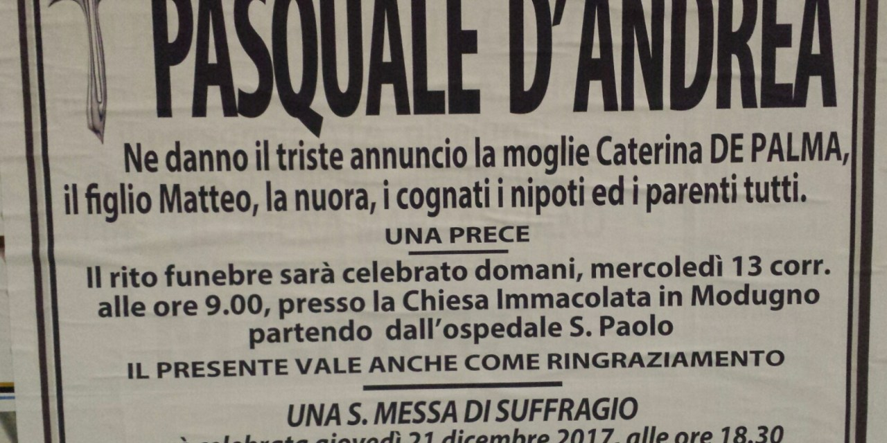 Pasquale D'Andrea