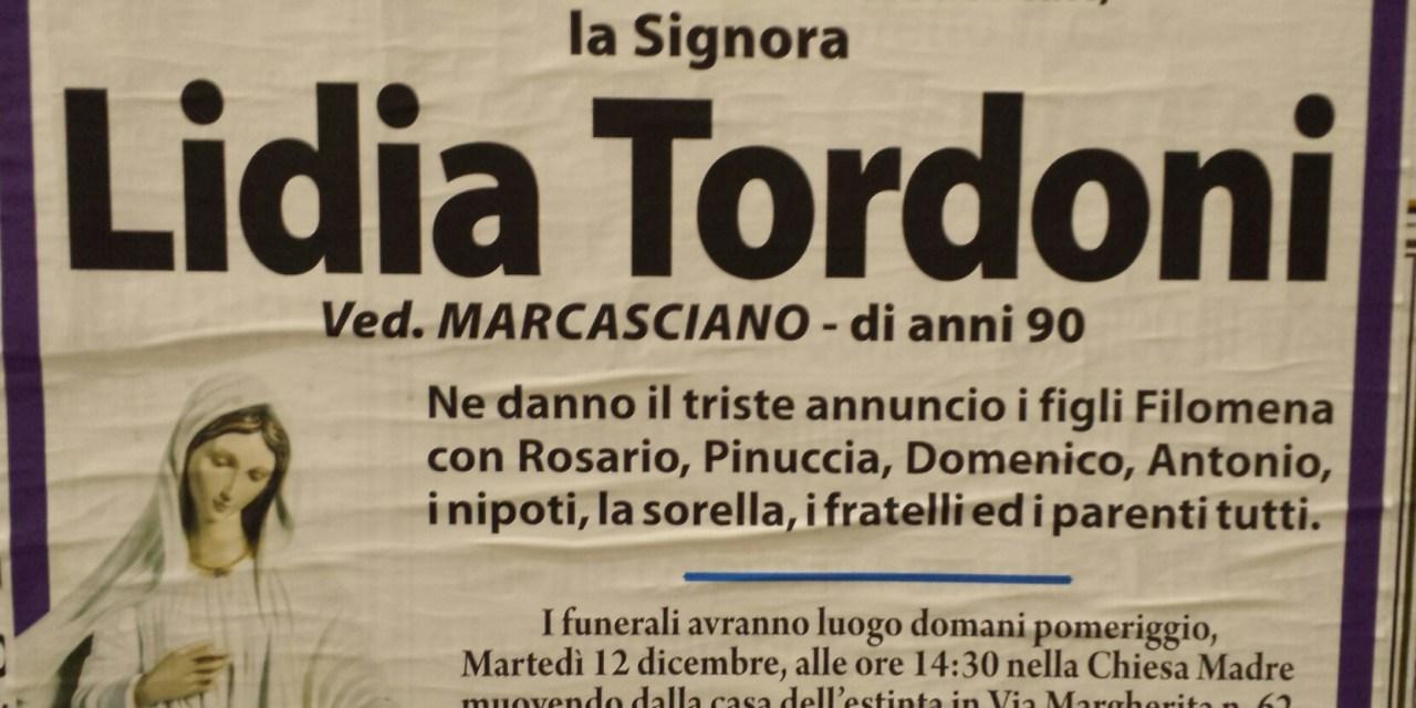 Lidia Tordoni