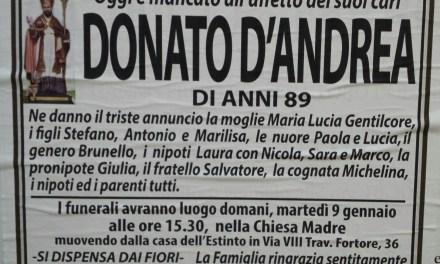 Donato D'Andrea