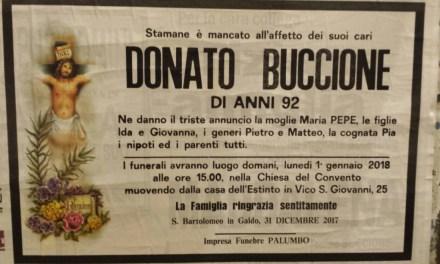 Donato Buccione