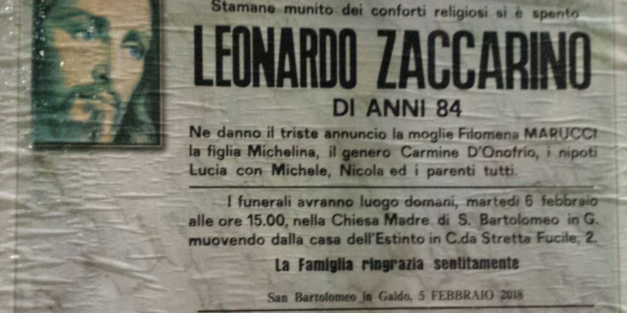 Leonardo Zaccarino