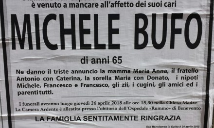 Michele Bufo