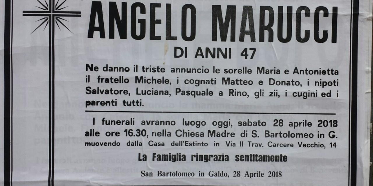 Angelo Marucci