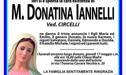 M. Donatina Iannelli