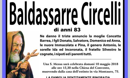 Baldassarre Circelli