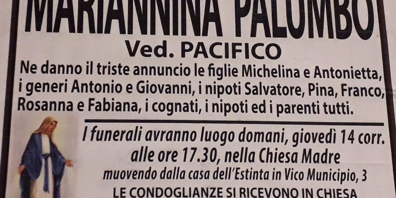 Mariannina Palumbo