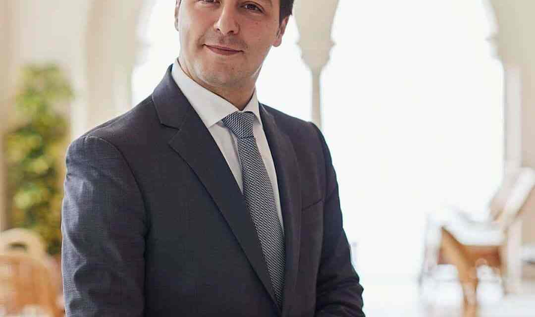 Ravello, Alfonso Pacifico nuovo general manager del Belmond Hotel Caruso