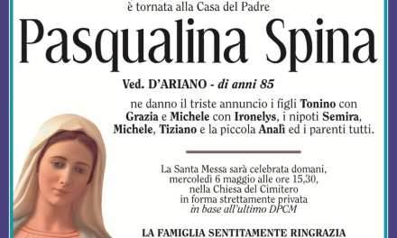 Pasqualina Spina