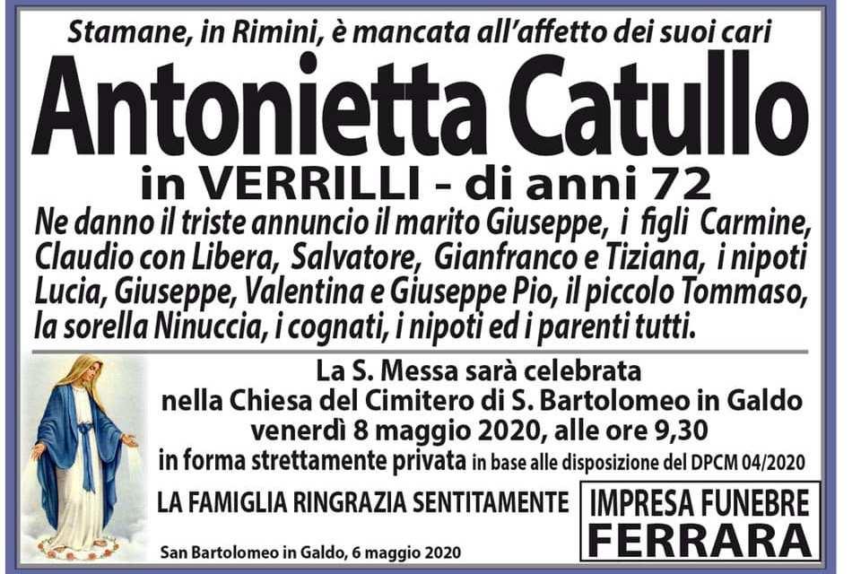 Antonietta Catullo