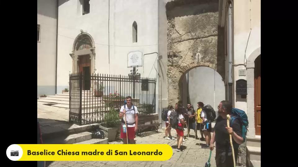 Continua il Cammino dei giovani pellegrini sulle orme di San Giovanni