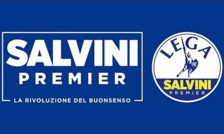 Errata corrige: Lunedì a San Bartolomeo in Galdo l'On. Andra Crippa Vice Segretario Nazionale della Lega per Salvini Premier