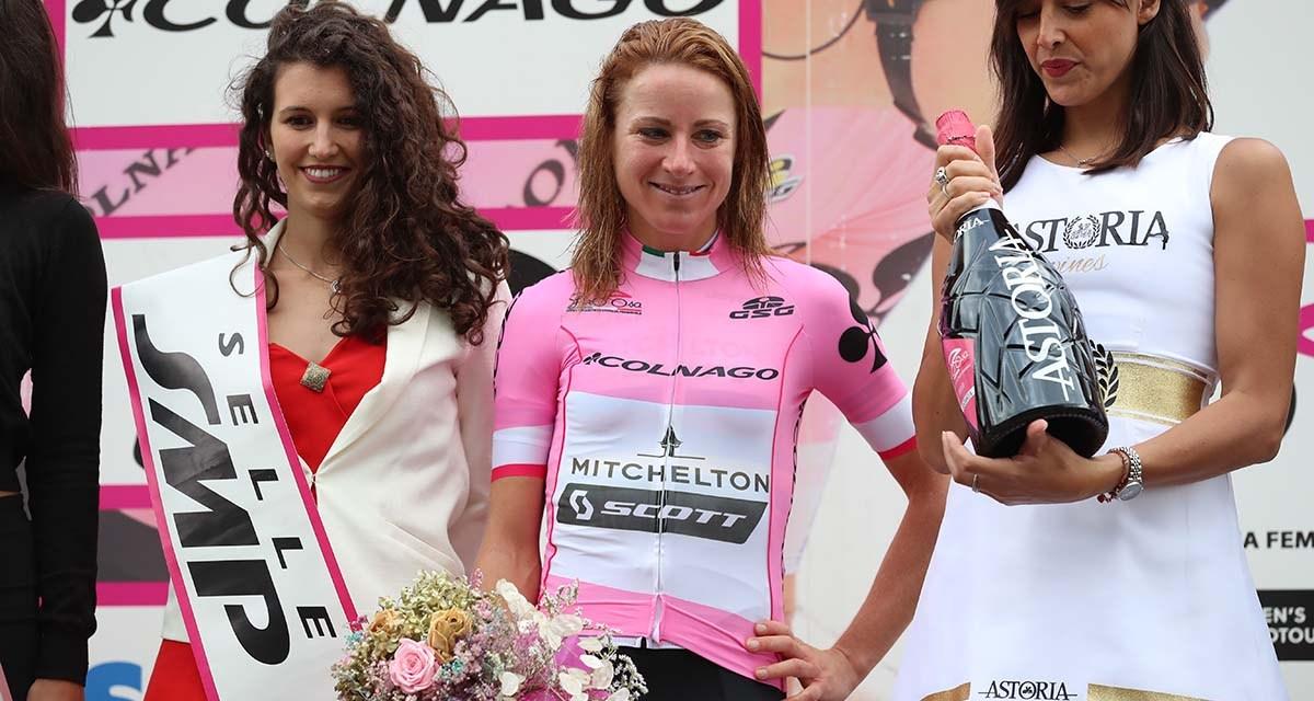Il Giro d'Italia femminile arriva sui Monti Dauni: da Castelnuovo la partenza dell'ottava tappa