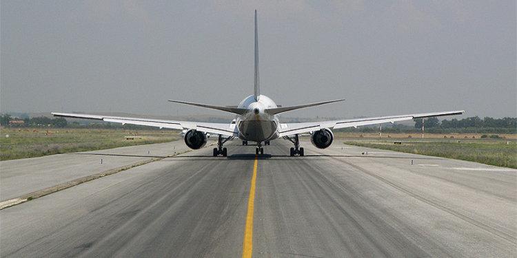 Aeroporto Gino Lisa: pista pronta a metà marzo