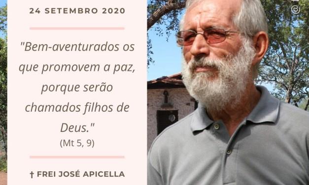 Padre Domenico Apicella OFM, dieci anni fa ci lasciava un uomo innamorato di Dio e dei poveri